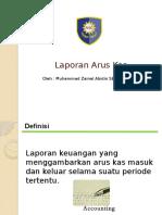 12 Laporan Arus Kas 20150526