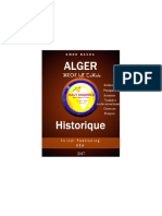 Alger Historique- Extraits