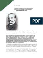 Biografia de Escritores Peruanos