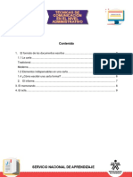 2.Los Documentos Escritos
