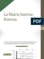 La Matriz Ie Versic3b3n 2016