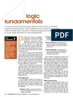 Control Logic Fundamentals