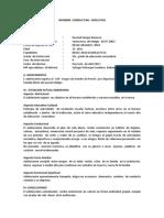 Informe Conductual Evolutivo 14 04 17