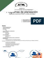 Programas de Planeacion DOS