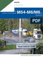 M54-M6M6 Toll Brochure
