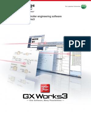 Gxworks3 | Computer Program | Operating System