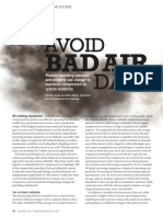 Avoid Bad Air Days