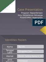 Case Presentation IKK