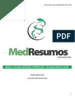 Medresumo 2016 - Sistema Endócrino, Reprodução e Desenvolvimento (Serd)