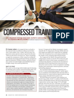 Compressed Training