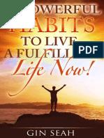 21 Powerrful Habits