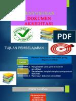 Penyusunan Dokumen