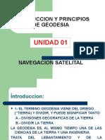 Clase N_ 01 Geodesia Undac