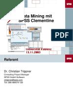 Data Mining mit SSPS Clementine.pdf