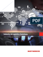 IOT Brochures - Industry & Logistics Solutions