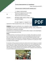 Informe Pisac Calca Ollay