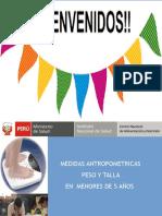 ANTROPOMETRIA TECNOLOGICO