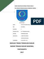 Laporan Resmi Praktikum Operasi Teknik Kimia II
