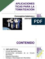 Aplicaciones Neumaticas para la automatizacion