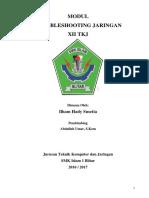 01-ILHAM HADY.s-modul Troubleshooting Jaringan XII TKJ