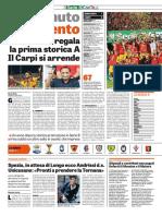 La Gazzetta dello Sport 09-06-2017 - Serie B - Pag.1