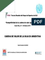 Soya Argentina Cadena de Valor