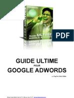 Guide Ultime Pour Google AdWords Par PPC4BIBLE (Edition 2011)