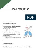 Sistemul respirator.odp