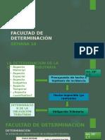 DERECHO TRIBUTARIO I (CÓDIGO TRIBUTARIO)  - Semana 10 FacultDeterm y Fiscaliz(1)