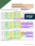 Academic Calendar Detailed Hyd 2017-18