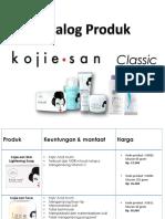 Katalog Produk Kojiesan_ Online Reseller