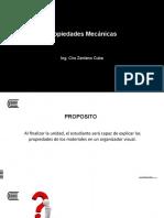 05 Propiedades Mecanicas Esfuerzo Deformacion