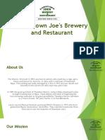 Napa Restaurants | The Best Brew Pub In Napa