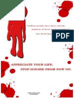 Poster Bunuh Diri