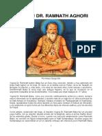 Yogiraj Dr. Ramnath Aghori