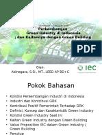 Perkembangan Green Industry
