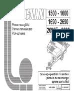 EMPACADORA 1500-1600-1690-2690-3690