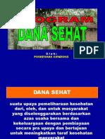 Dana Sehat 2013