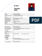 11. Format Biodata Anggota Kelompok