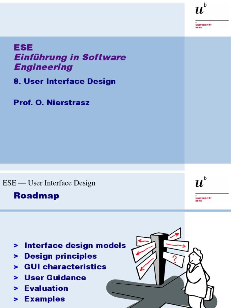 08uidesign User Interface Design Graphical User Interfaces