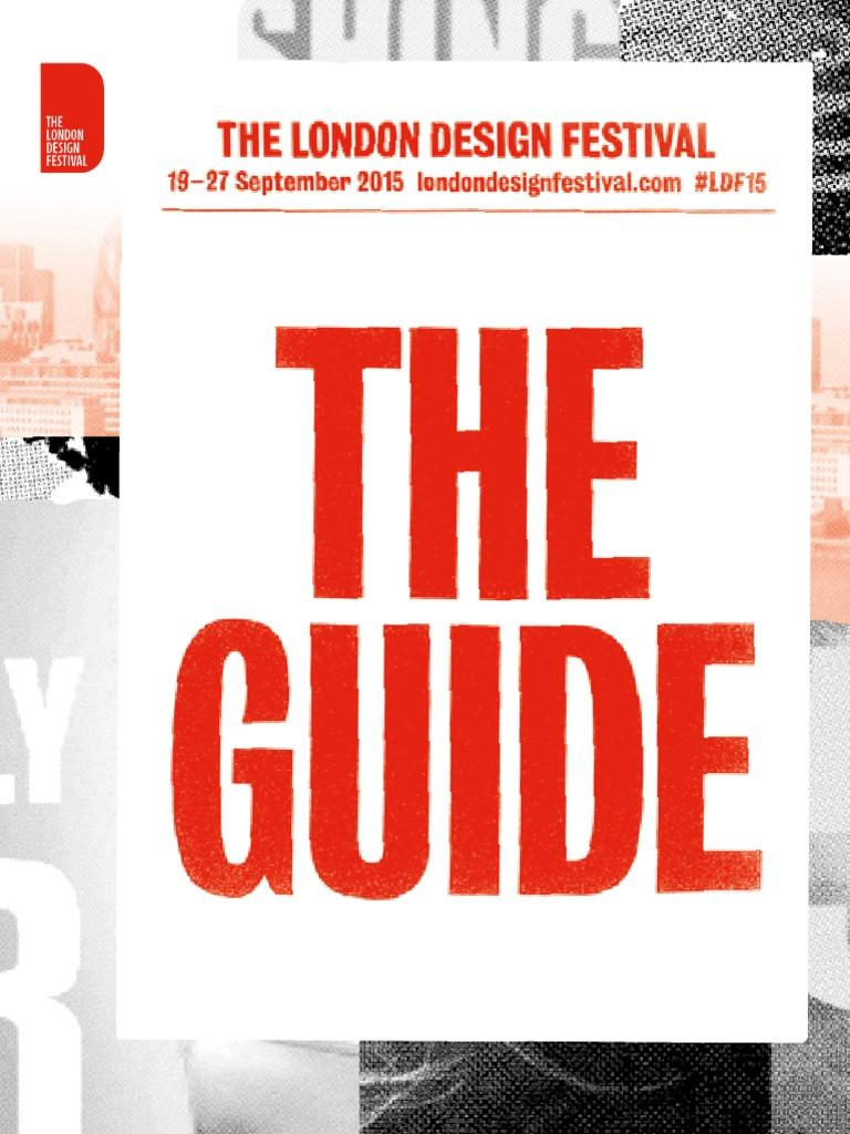 e9a25113fc63 LondonDesignFestival15 Guide