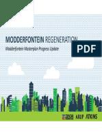 Modderfontein MasterPlan Progress Update