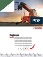 MRT Privilege Plus - Brochure Range - FR