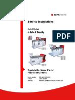 03006 02-m A4d Cm Spare Parts