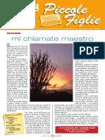 Piccole Figlie n.1 (Febbraio - Aprile 2010)