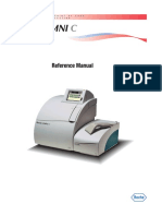 Roche Omni C Analyzer - Reference Manual