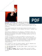 Tarot  / encontrar palabras dentro de las palabras / Jodorowsky
