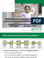 A Fully Continuous Biomanufacturing Platform