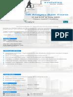 HR Analytics Basic Course.