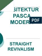 Aliran-Staright-Revivalism.ppt